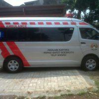 Sejarah Mobil Ambulance