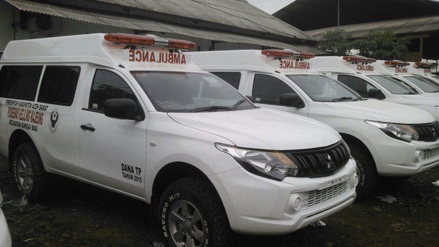 mobil ambulance covid