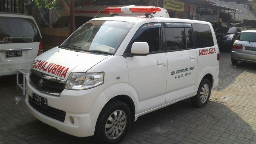 ambulance APV type standar