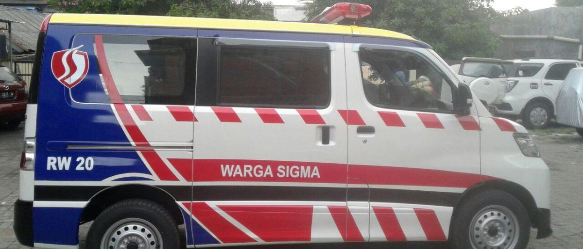 Permalink to: Ambulance Standar