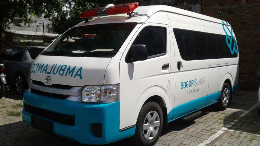 Modifikasi Karoseri Mobil Ambulance Untuk Rumah Sakit