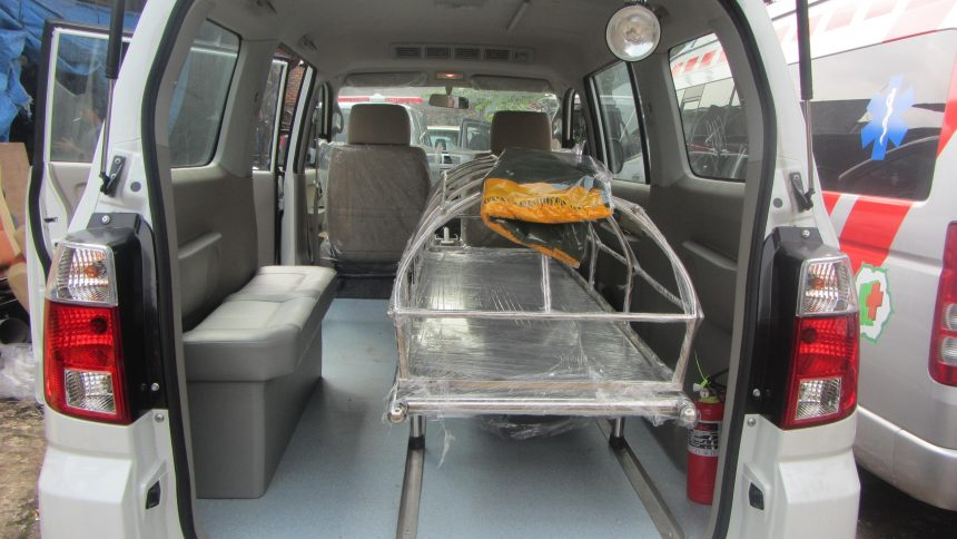 Mobil Yang Cocok Dijadikan Ambulance