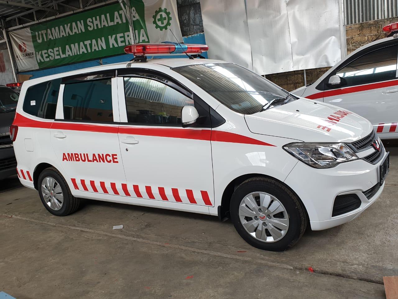Jasa Pembuatan Ambulance