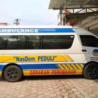 Ambulance Rumah Sakit Lapangan